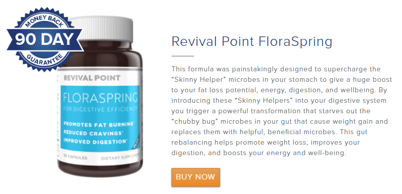 floraspring boost metabolism