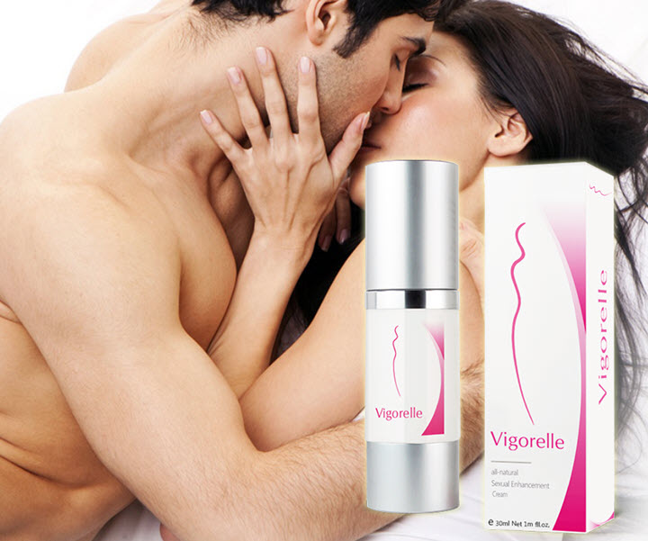 Vigorelle - Instant Arousal Cream For Women